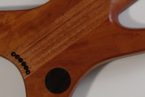 Mahogany Neck-Thru